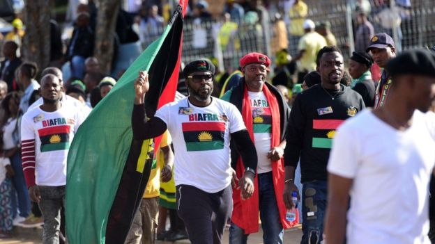 BREAKING: IPOB orders sit-at-home on October 1, removal of all Nigerian  flags from southeast - BarristerNG.com