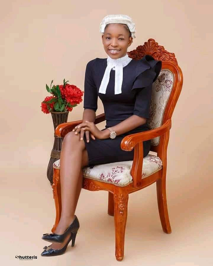 Youngest lawyer in the world